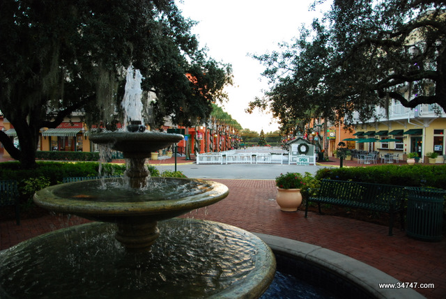 Liberty Square, Celebration, FL